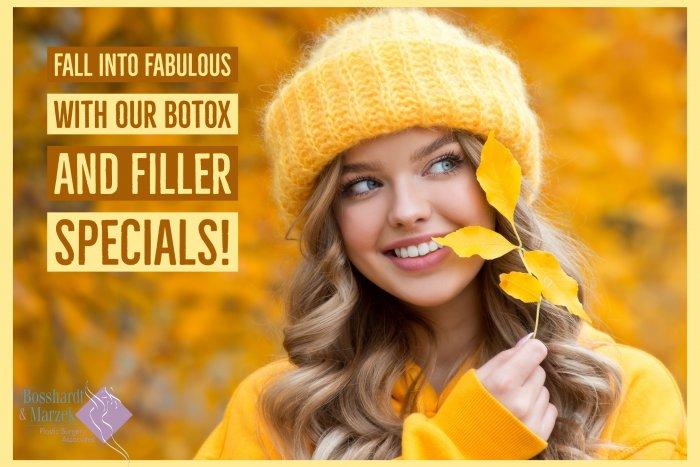 Fall botox specials. Mount Dora, FL